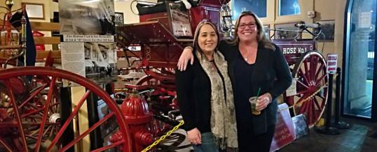 Our Ghost Adventures – San Bernardino Railroad Museum.