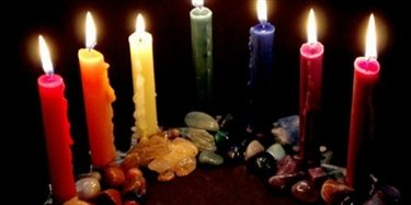 Candle colors image