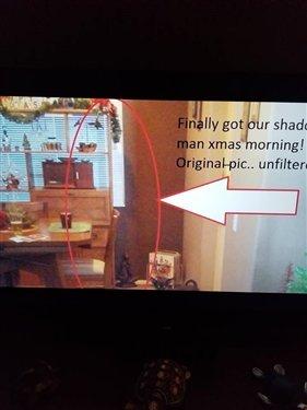 Hat Man shadow