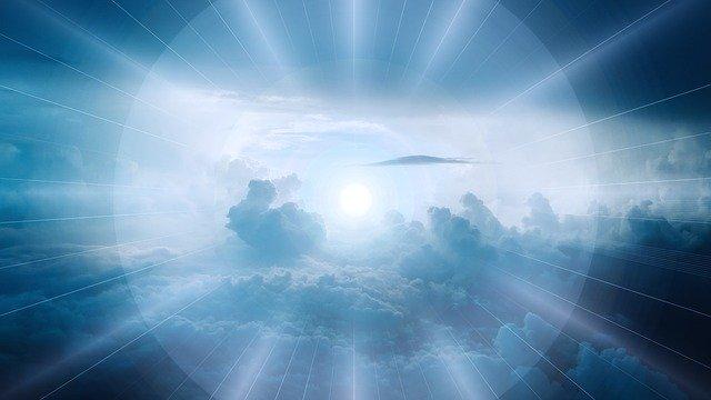 Clouds Sun image